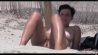 Nudist beach 4