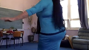 Bbw Arab best dance 2