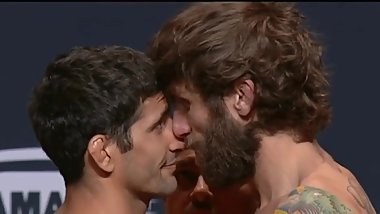 MMA hot homoerotic moments Xposed