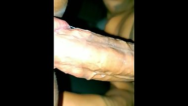 Giving stepmom that cream inducing cock