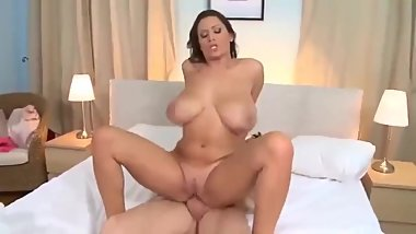 Naughty Big Tits Step Mom Rammed Hard By Step Son