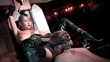 Domina Lady Elena Nailed