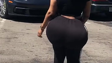 african big booty