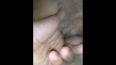 My step mom pussy was so wet an creamy