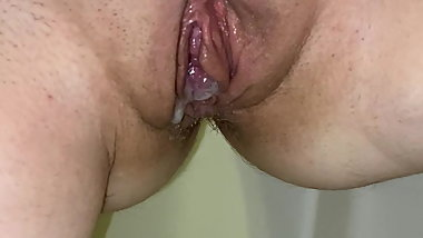 PISS WHORE CREAMPIE!!!