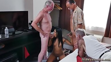 Old young slave xxx big as mom fucked and daddy fucks