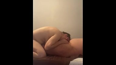 Step mom deeply fuck in the mouth for bad behaviour by step son