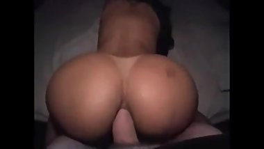 Hungry and sexy girl gives in the ass