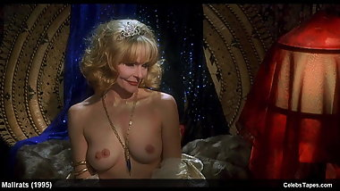 Joey Lauren Adams & Priscilla Barnes topless moments