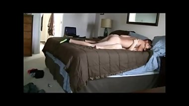 Real cheating curvy wife on hidden camera