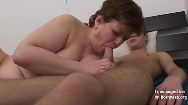 Mature have anal with young boy