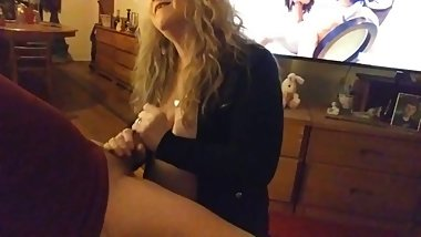 "MOM BEGS STEPSON ""PLEASE NO MORE"" WHILE WHILE TIED UP AND FACE FUCKED 1"