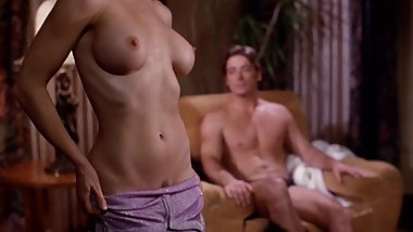 Athena Massey in Undercover Heat 1995 Part 15