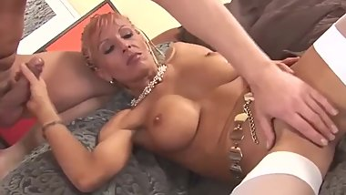 skinny old stepmom rough fucked