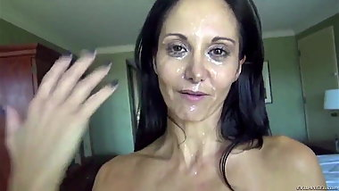 Massive Facial Cumshot 55