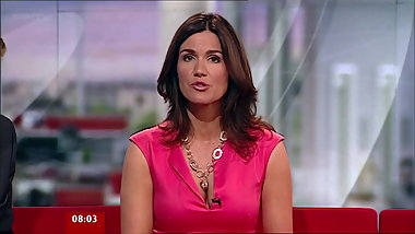 Jerk Off To Hot MILF Susanna Reid Sexy Cleavage HD Quality
