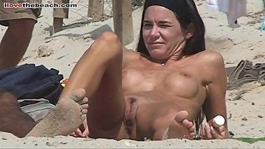 Nudist beach 28