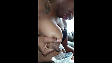 Hot Youtuber Aneshia Marie - Hand expression big milk tits
