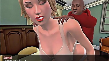 BBC cuckold bully mom Jamal Banged My Mom! new intro