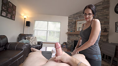 Massage From My Girlfriends Hot Mom Part 2