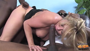 Ginger Lynn - Ass hole cleaning, Ass licked and Hard fucked