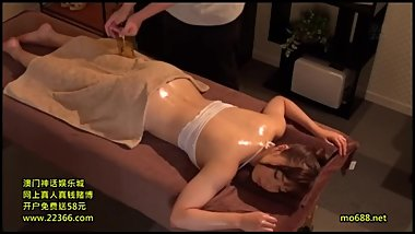 Cheating Wife Gets a Massage part 1